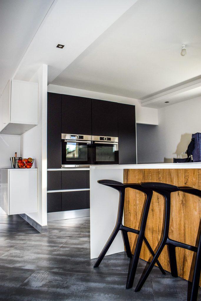 kotablue cocina isla coruña reforma vivienda integral