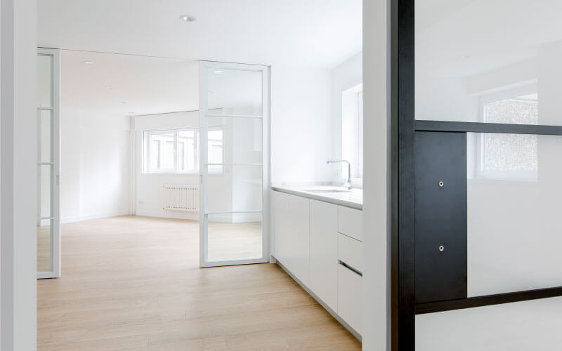 reforma integral piso coruña