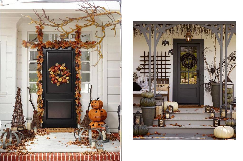decoracion noche de halloween