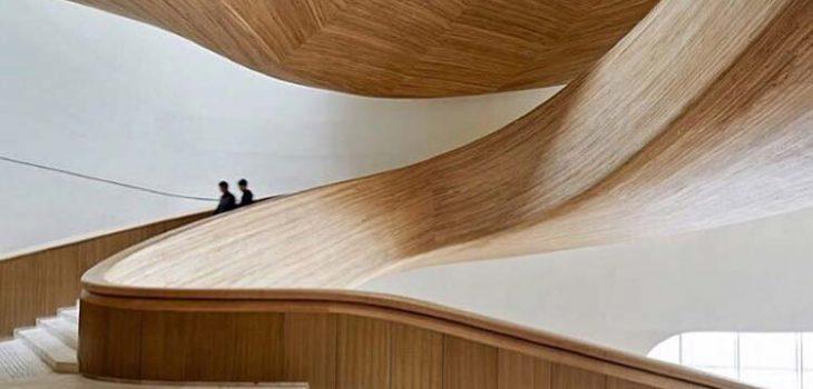 líneas curvas decoración