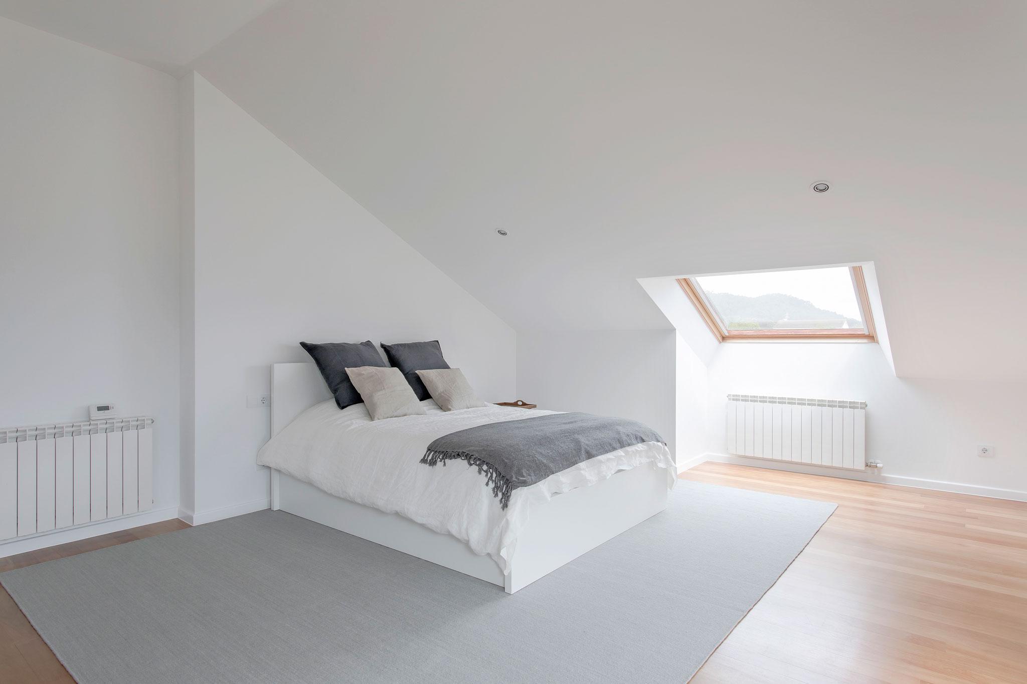 reforma de dormitorio en vigo