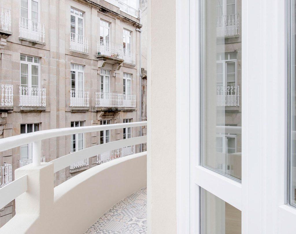 piso con terraza vigo